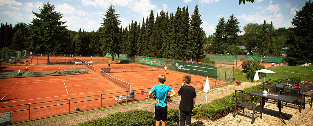 Tennis im THC