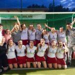 Aufstieg - Oberliga - Damen 2016